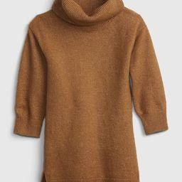 Toddler Cowl-Neck Sweater Dress | Gap (US)