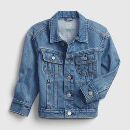 Toddler Gen Good Denim Jacket | Gap (US)