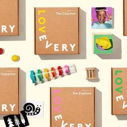 Play Kits Subscription Program   LOVEVERY