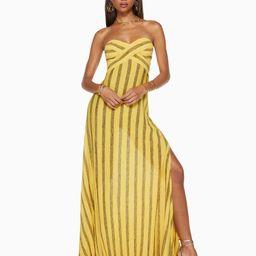 Faretta Strapless Maxi Dress | Ramy Brook