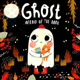 Ghost Afraid of the Dark-With Glow-in-the-Dark Cover-Follow a Shy Little Ghost as he Discovers how t | Amazon (US)
