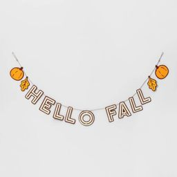 Harvest Hello Fall Garland - Hyde & EEK! Boutique™ | Target