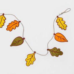 Harvest Leaves Garland - Hyde & EEK! Boutique™ | Target