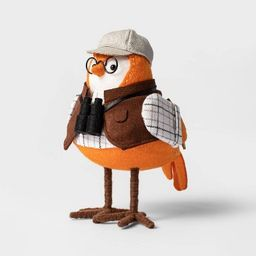 Featherly Friends Harvest Bird with Glasses Decorative Figurine - Hyde & EEK! Boutique™ | Target
