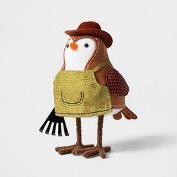 Featherly Friends Harvest Bird with Rake Decorative Figurine - Hyde & EEK! Boutique™ | Target