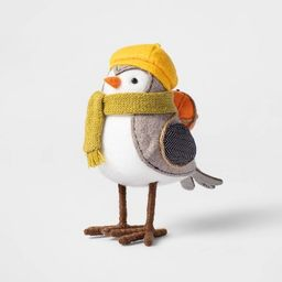 Featherly Friends Harvest Bird with Scarf Decorative Figurine - Hyde & EEK! Boutique™ | Target
