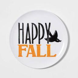 "10"" Melamine Happy Fall Dinner Plate - Hyde & EEK! Boutique™ | Target"