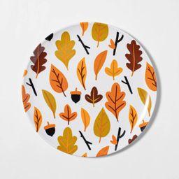 "10"" Melamine Leaves Dinner Plate - Hyde & EEK! Boutique™ | Target"