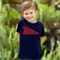TEXAS PENNANT T-SHIRT / Texas Shirt / Youth / Toddler / Tx | Etsy (US)