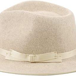 Classic Fedora Hat 100% Wool Felt Hat Retro Wide Brim Panama Hat with Adjustable Washed Cotton Sw...   Amazon (US)