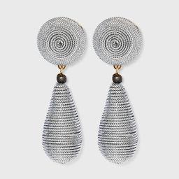 SUGARFIX by BaubleBar Monochrome Bead Drop Earrings   Target