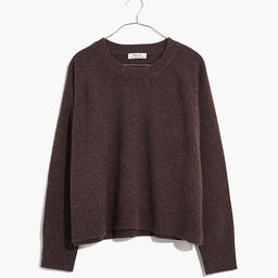 Donegal (Re)sourced Cashmere Crewneck Sweater   Madewell