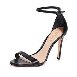 Cadey Lee Sandals Schutz, Black Heels, Black Heeled Sandals, Black Pumps, Black Ankle Strap Heels | Shopbop