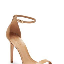 Women's Schutz Cadey Lee Ankle Strap Sandal, Size 9.5 M - Beige | Nordstrom