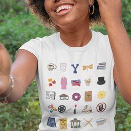 Gilmore Girls Aesthetic Shirt - Gilmore Girls Shirt - Stars Hollow Shirt | Etsy (US)