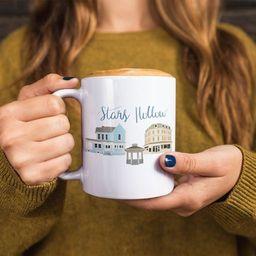 Stars Hollow Gilmore Girls Luke and Lorelai's Homes | Etsy (US)