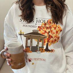 Gilmore Girls Fall Crewneck Sweatshirt - Gilmore Girls Autumn Sweatshirt - Gilmore Girls Sweater | Etsy (US)
