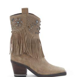 Bennsen Embellished Western Boot | Vince Camuto