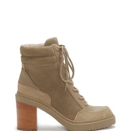 Vamba Lace-Up Bootie | Vince Camuto