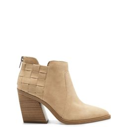 Gemmlee Woven-Detail Bootie | Vince Camuto