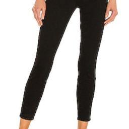 L'AGENCE Margot High Rise Skinny Pant in Black from Revolve.com   Revolve Clothing (Global)