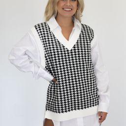 Park Days Sweater Vest | UOI Boutique