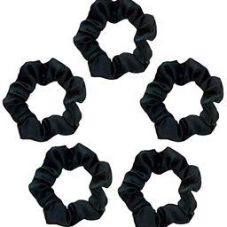 Kitsch Pro Satin Scrunchies, Softer than Silk, Hair Scrunchies for Frizz Prevention, Satin Hair T...   Amazon (US)