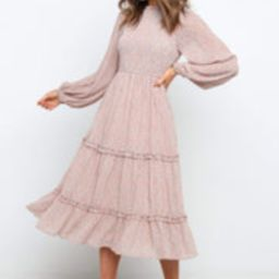 Venessa Dress - Blush   Petal & Pup (US)
