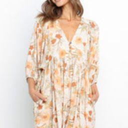 Tessie Dress - Beige   Petal & Pup (US)