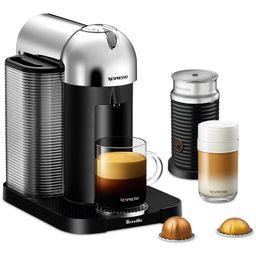 Nespresso by Breville VertuoLine Coffee & Espresso Machine with Aeroccino & Reviews - Coffee Make...   Macys (US)