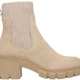 Womens Lug Sole Platform Ankle Boots Elastic Chunky Block Heel Non-Slip Combat Comfortable Chelsea B   Amazon (US)