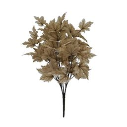 Cream Maple Leaves Bush by Ashland® | Michaels Stores