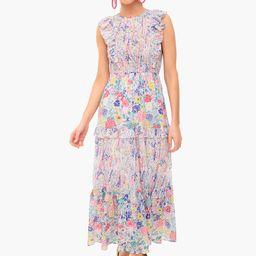Dawn Chorus Crystal Rose Iris Dress   Tuckernuck (US)