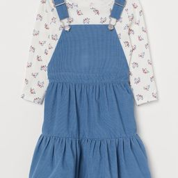 2-piece Cotton Set | H&M (US)