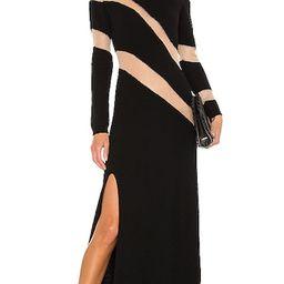 Nessa Dress in Black | Revolve Clothing (Global)
