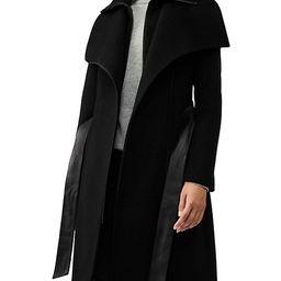Nori-K Double Collar Coat | Saks Fifth Avenue