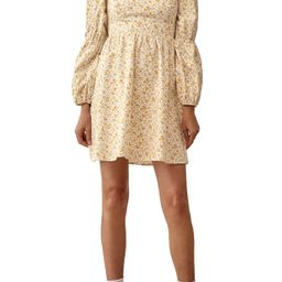 Michaela Puff Long Sleeve Dress | Nordstrom