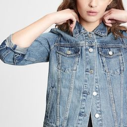 Icon Denim Jacket With Washwell™ | Gap (US)