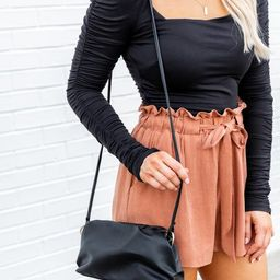 Notorious Style Black Purse | The Pink Lily Boutique
