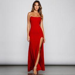 Valentina Formal Corset Mermaid Dress | Windsor Stores