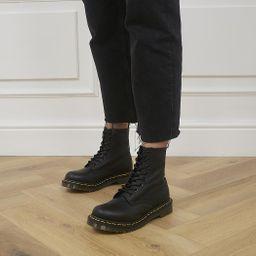 1460 Pascal 8 Eyelet Lace Up Boots | OFFICE London (UK)