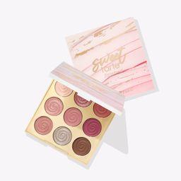 sweet tarte™ frosted eyeshadow palette   tarte cosmetics (US)