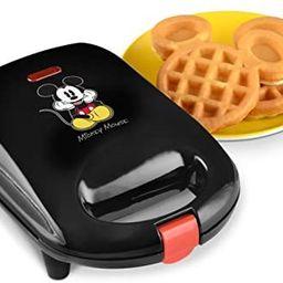 Disney DCM-9 Mickey Mini Waffle Maker, Black | Amazon (US)