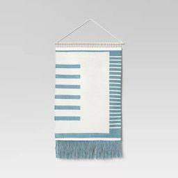"30"" x 50"" Woven Rug Wall Hanging - Threshold™ | Target"