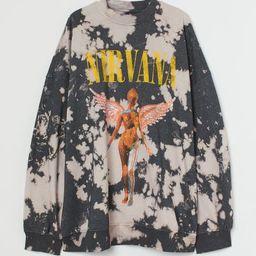 Oversized Sweatshirt   H&M (US)