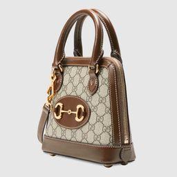Gucci Horsebit 1955 mini top handle bag   Gucci (US)