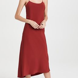 Eco Silk Slip Dress   Shopbop