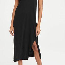 V Neck Jersey Slip Dress   Shopbop