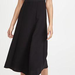 Slip Flared Dress   Shopbop