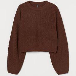 Rib-knit Sweater | H&M (US)